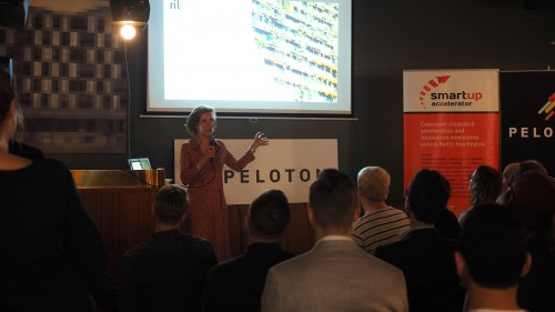 The Finnish competition launch event introduced smart solutions for homes and city districts