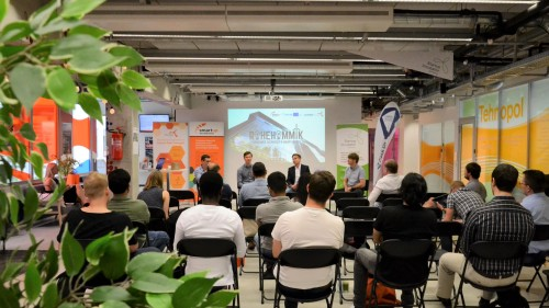 Green Mornings brought together smart home entrepreneurs in Tallinn Science Park Tehnopol