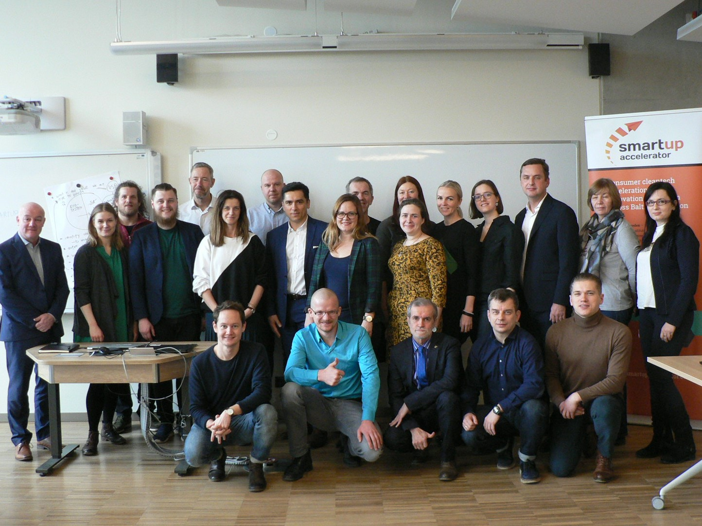 Ten partners from seven countries around the Baltic Sea Region