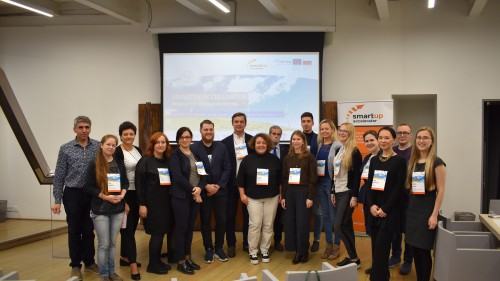 Training for the consumer cleantech future in St. Petersburg
