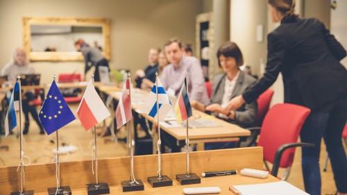 Partner meeting in Varberg