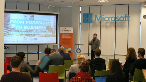 Identifying sustainability trends through foresight in Riga